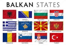 Balkan countries monetary regimes